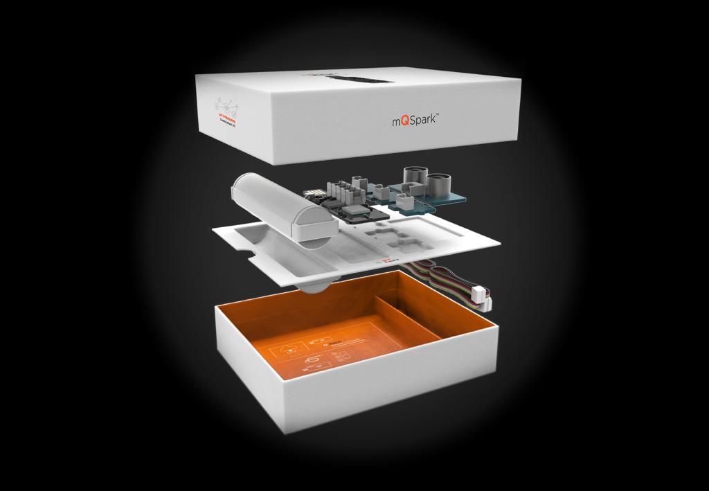 MachineQ Productontwikkeling Digitalisatie IoT Dent Rotterdam